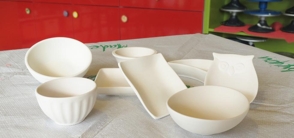 unser sortiment keramik zum selbst bemalen made by you. Black Bedroom Furniture Sets. Home Design Ideas